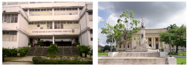 Facultad Estomatología e Imagen Ciudad de Santa Clara